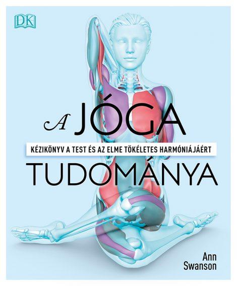 Ann Swanson - A jóga tudománya (Borító)