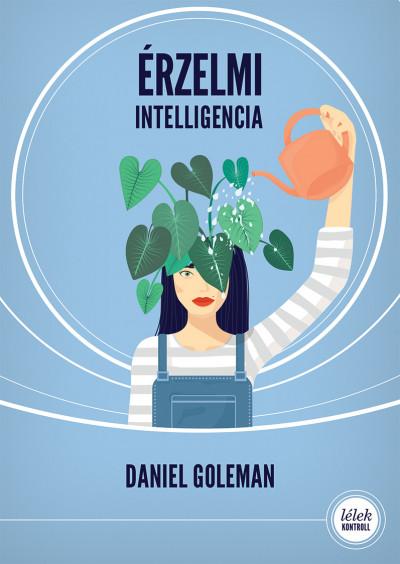 Daniel Goleman - Érzelmi intelligencia (Borító)