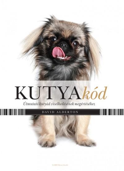 David Alderton - Kutyakód (Borító)