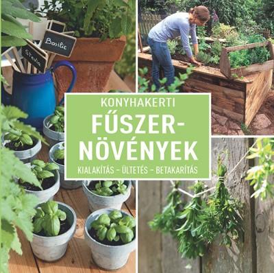 Dirk Mann - Konyhakerti fűszernövények (Borító)