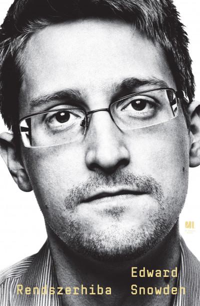 Edward Snowden - Rendszerhiba (Borító)