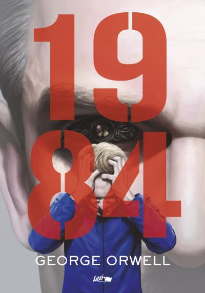 George Orwell - 1984 (Borító)
