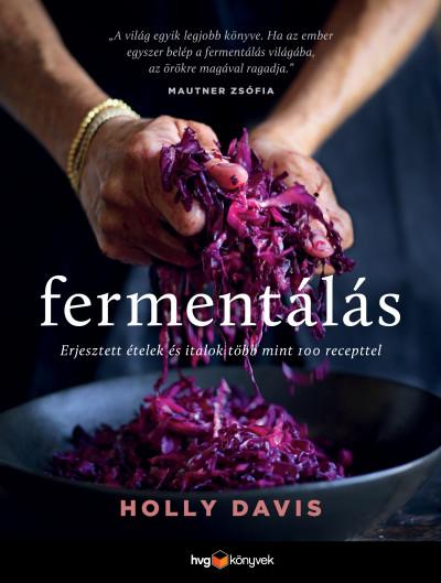 Holly Davis - Fermentálás (Borító)