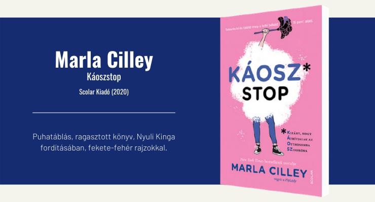 Marla Cilley - Káoszstop