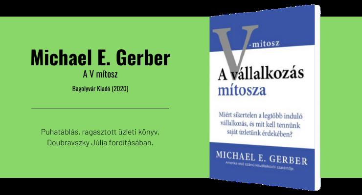 Michael E. Gerber - A V mítosz