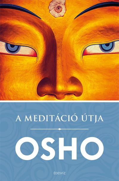 Osho - A meditáció útja (Borító)