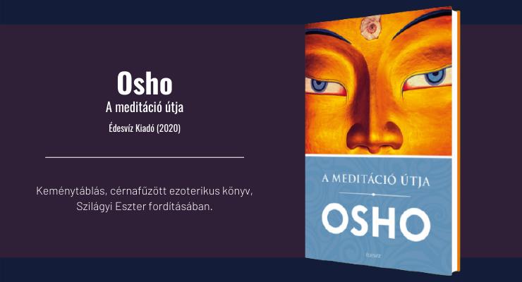 Osho - A meditáció útja