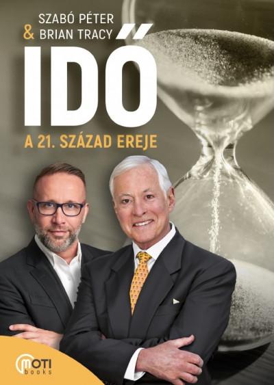Szabó Péter, Brian Tracy - Idő: A 21. század ereje (Borító)