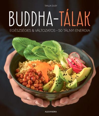 Tanja Dusy - Buddha-tálak (Borító)