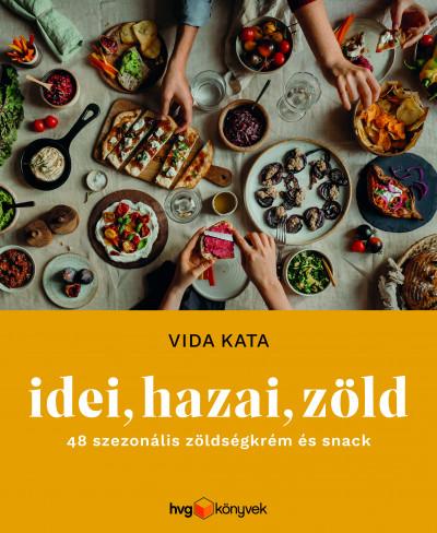 Vida Kata - Idei, hazai, zöld (Borító)